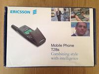 Iconic !!! ERICSSON T28 Retro Flip Phone (unlocked)