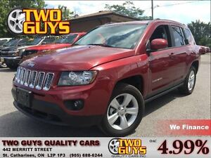 2016 Jeep Compass YES ITS ONLY GOT 467KM'S!!!