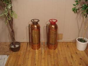"""Guardian"" Copper Fire Extinguishers"