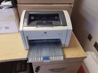 HP Laserjet 1022 mono printer