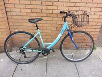 Apollo Ladies Bike with 28 inch wheel