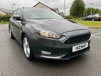 2015 FORD FOCUS ZETEC 1.6 TDCI FULL SERVICE HISTORY EXCELLENT CONDITION