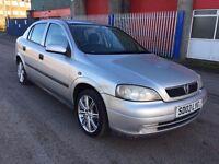 Vauxhall Astra 1.6 i Club 5dr (12 MONTHS MOT) (A/C) 2003