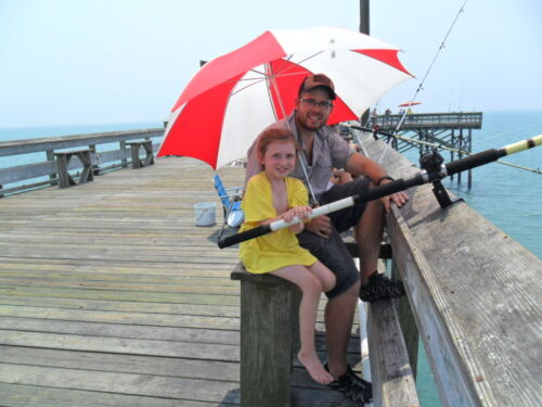 Jigging Rod Rockers-Saltwater pier fishing device carbon steel unit