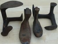 shoe makers irons