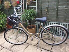 Cambridge ladies Bicycle For Sale
