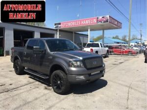 2004 Ford F-150 FX4 cuir mags gps