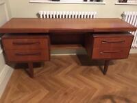G Plan Mid Century Desk - Excellent Condition!