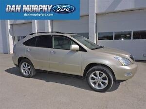 2008 Lexus RX 350 Base - LEATHER, MOONROOF, NAV