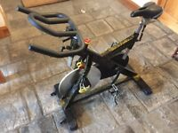 CAN DELIVER - Spin Bikes (7 Startrac Spinner Pro/2 Aerobike M10) VGC