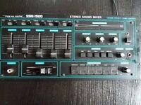 Realistic SSM - 1900 Stereo Sound Mixer