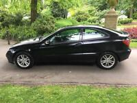 2001 Private plate MERCEDES C220 CDI COUPE 6 SPEED MANUAL