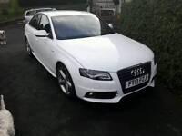 Audi a4 tdi sline quattro 170bhp