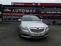 59 plate OPEL/ VAUXHALL INSIGNIA 1.6 16 VALVE SC 6 SPEED 1 OWNER
