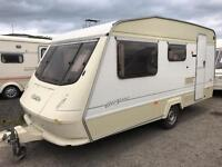 95 elddis breez lightweight caravan OVER 100 IN BANK HOLIDAY MONDAY SALE can deliver