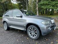 BMW X5 3.0d auto 1 year mot