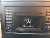 Double din Mercedes sprinter sound systems