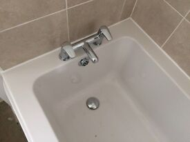 Bristan bath and sink taps for sale