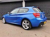 2013 BMW 116D M SPORT NOT 120D 320D AUDI A3 A4 A1 MINI COOPER VW GOLF POLO JETTA SEAT LEON CIVIC C4