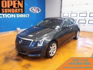 2014 Cadillac ATS 2.0Turbo! SUNROOF! AWD! FINANCE NOW!