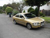 CHEAP CAR S 60 VALVO SE TOP OF THE RANGE LOW MILES FOR YEAR