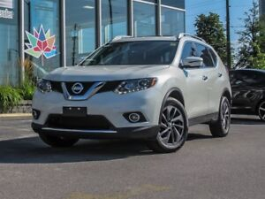 2016 Nissan Rogue SL AWD PANORMIC ROOF...