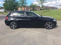 2012 BMW 116d SPORT 2.0 DIESEL, MINT CAR LIKE NEW, FULL BMW HISTORY 120d 125d