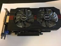 Asus GTX750TI-OC-2GD5 Graphics Card GeForce GTX 750Ti 2GB PCI-E £75