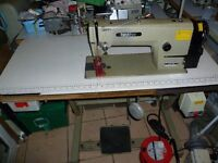 BROTHER Industrial lockstitch sewing machine MARK 3 Single Phase,