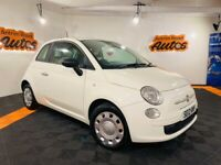 2012 FIAT 500 POP 1.2 PETROL ** ONLY 11,000 MILES ** FINANCE AVAILABLE