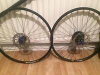 26inch mavic wheels