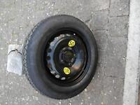 BMW spacesaver wheel and tyre
