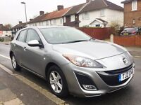 2011 MAZDA3 1.6 TS AUTO 5DR,33000 MILES,PRIVATE PLATE,NEW MOT,2 OWNERS,GRAB A BARGAIN.