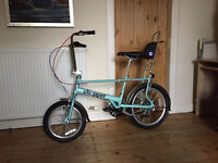 Limited Edition 2016 Raleigh Chopper Mint Green Perfect New Condition bike bicycle