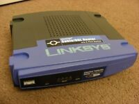LINKSYS BEFSR41 Cable/DSL Router with 4-Port Switch Wired EtherFast Cisco VER.3