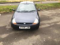 2006 Grey Ford Ka Mot'd £250