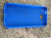 Nokia Lumia 650 durable protective tough case with kickstand BLUE