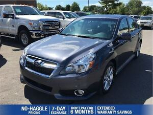 2014 Subaru Legacy 3.6R w/Limited & EyeSight Pkg| Navi| Sunroof