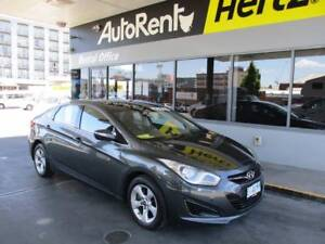 2015 Hyundai i40 Sedan Hobart CBD Hobart City Preview
