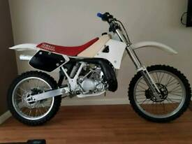YZ 250 1989 EVO
