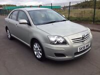 (56) Toyota Avensis t3 2.2 D-4D , mot - October 2017 , full service history ,vectra,mondeo,accord