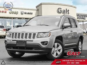 2016 Jeep Compass SPORT   4X4    DEALER DEMO SELL OUT   HEATED S