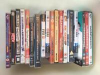 DVDs Job Lot