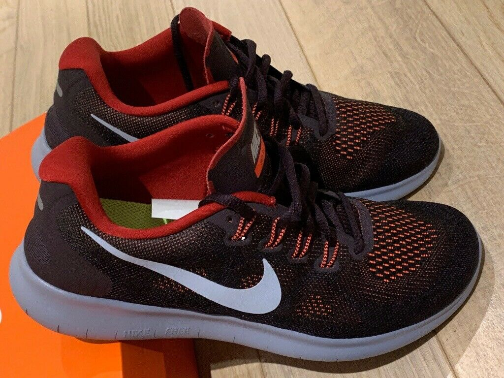 sports shoes 3007d d4c27 Nike Free RN 2017, Men s Running Shoe, Size UK 8.0 42 EUR 27 CM