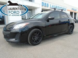 2012 Mazda MAZDA3 GS-SKY/MANUELLE/MAGS