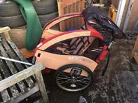 Infantat fantastic bike trailer