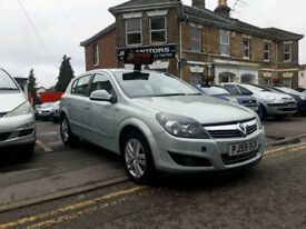 2009 VAUXHALL ASTRA 1.4 PETROL 5 DOOR - LONG MOT - WARRANTY