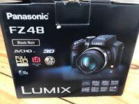 Panasonic LUMIX FZ48 - full working condition