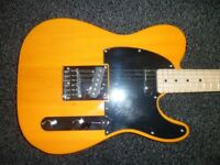 SQUIER AFFINITY TELECASTER SPECIAL BSB ( SALE OR SWAP )