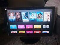 Samsung 22 Inch 1080p TV